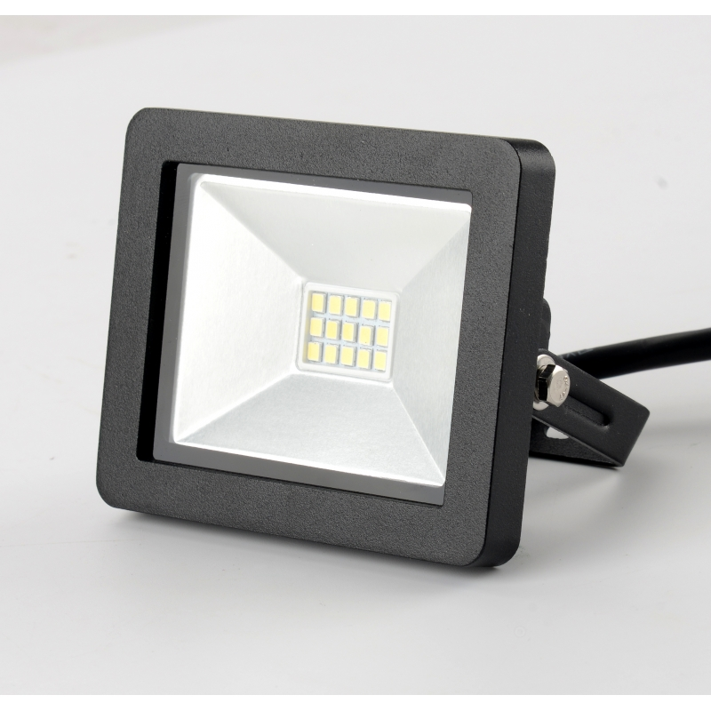 LED-prozektor SLIM 30W, 2250lm, must